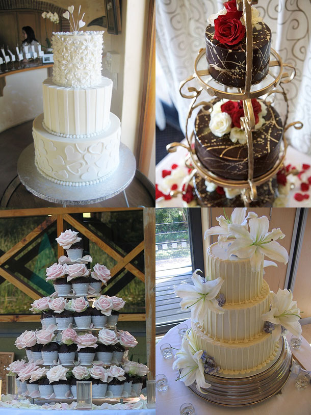 Charleys Bakery - Wedding Cakes