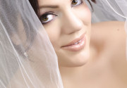 Bride With Veil